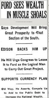 Ford Edison